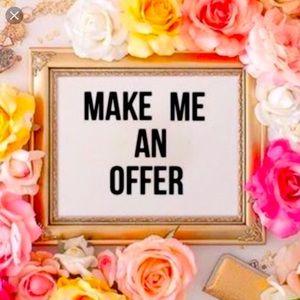 Make Me an Offer 🌸